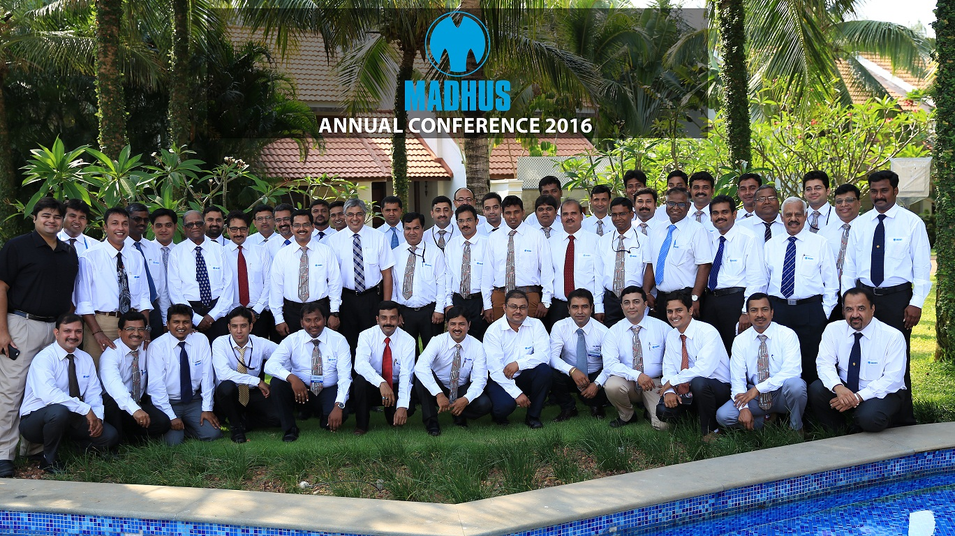 Madhus Garage Equipment - Madhus Annual Conference 2016