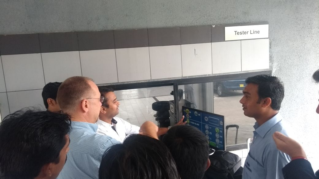 RAV Test Lane Training In India