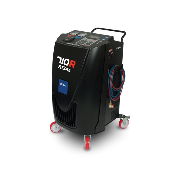 Madhus Garage Equipment - TEXA AC SERVICE EQUIPMENT 710 R
