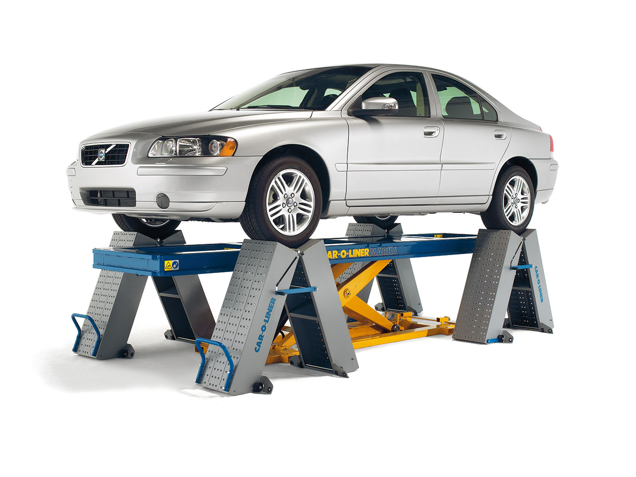 Madhus Garage Equipment - BENCH SYSTEM - MARK 6