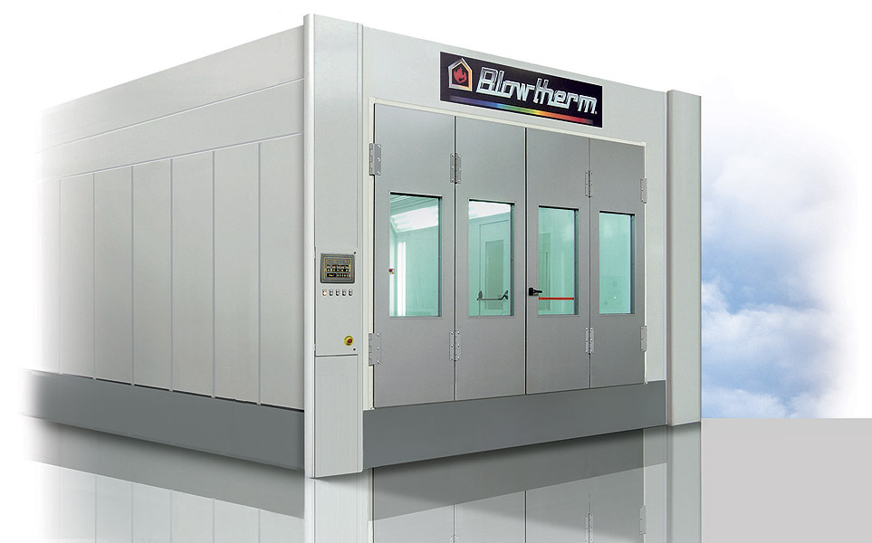 Madhus Garage Equipment - Blowtherm