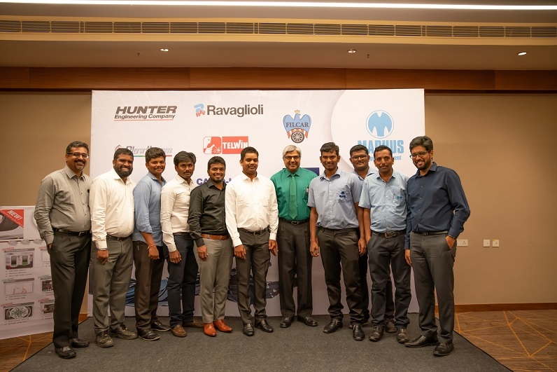 Madhus Hyderabad Customer Meet